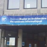 Photo taken at MASI by Nicolas M. on 10/18/2012