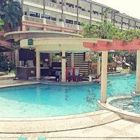 Photo taken at Kata Sea Breeze Resort by Draxcula R. on 7/3/2013