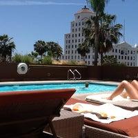 Photo taken at Renaissance Long Beach Hotel by Georgina on 5/28/2013