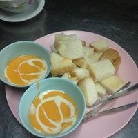 Photo taken at ร้านนมขนมปังคิ้ม-เมย์ by Laun C. on 11/13/2013