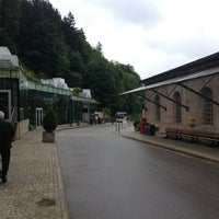 Photo taken at Salzbergwerk Berchtesgaden by Jeff M. on 5/26/2013