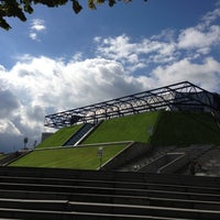 Photo taken at AccorHotels Arena by Pascal on 9/27/2012
