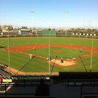 Photo taken at Packard Baseball Stadium by Nate M. on 10/22/2012