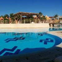 Photo taken at Pool at Sheraton Miramar Resort El Gouna by Steve S. on 12/1/2014