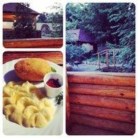 Photo taken at Селидово by Елена Б. on 8/18/2014