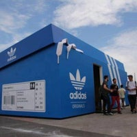 Photo taken at adidas by Behrang F. on 7/3/2013