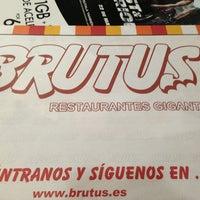 Photo taken at Brutus Barcelona by German B. on 5/19/2013