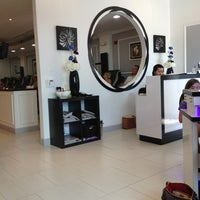 Photo taken at Beauty Bar & Spa by FitHealthySoul T. on 8/24/2013