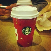 Photo taken at Starbucks by Isaac on 12/16/2012