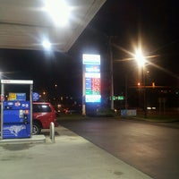 Photo taken at Exxon by Isaac on 6/4/2013