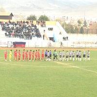 Photo taken at Niğde 5 Şubat Stadyumu by Onur Deniz Ç. on 11/25/2012