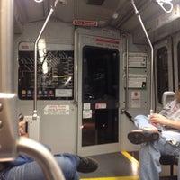 Photo taken at MUNI Metro Stop - 9th & Irving by Oswaldo H. on 8/31/2016