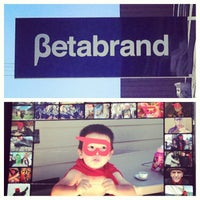Photo taken at Betabrand Intergalactic Headquarters by Aaron M. on 9/9/2013