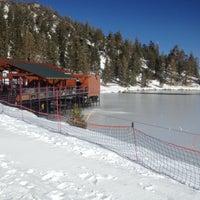Photo taken at East Peak Lodge by Josh on 12/11/2012
