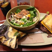 Photo taken at Panera Bread by LJ A. on 3/29/2013