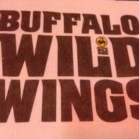 Photo taken at Buffalo Wild Wings by LeoWasHere on 11/11/2012