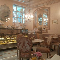 Photo taken at Pattiserie De Pera - Pera Palace by Mohammad H. on 1/8/2018