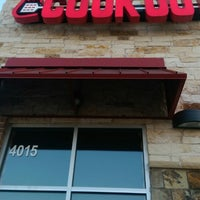 Photo taken at Cook Out by Mister A. on 7/29/2014