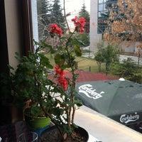 Photo taken at Sevgi Cafe by Nilda E. on 2/26/2014