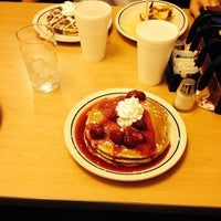 Photo taken at IHOP by Chad H. on 3/3/2014