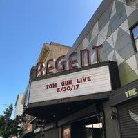 Photo prise au The Regent Theater par Tom B. le6/27/2017