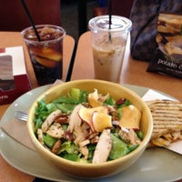 Photo taken at Panera Bread by Serene on 11/18/2012