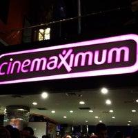 1/24/2013 tarihinde GMZ T.ziyaretçi tarafından Cinemaximum'de çekilen fotoğraf