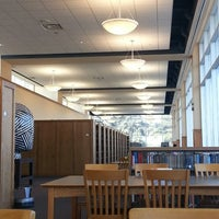 Photo taken at Dr. C.C. & Mabel L. Criss Library by Daryl J. on 3/6/2013
