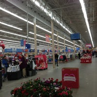 Photo taken at Walmart Supercenter by Ed G. on 2/9/2013