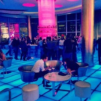 Photo taken at Bleau Bar @ Fontainebleau by Ricardo P. on 12/16/2012