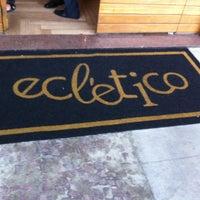 Photo taken at Eclético Gastronomia e Música by Fabio P. on 11/29/2012