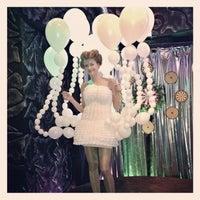 Снимок сделан в ПатиДекор - Студия Свадебного Декора пользователем Dmitriy T. 12/21/2012