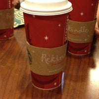 Photo taken at Starbucks by Zack on 11/16/2012