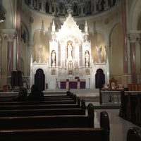 Photo taken at Basilica of Our Lady of Perpetual Help by Colin on 2/17/2013