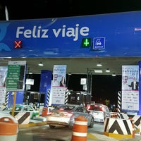 Photo taken at Caseta de Cuota Guanajuato by miguel r. on 1/16/2017
