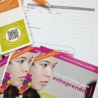 Photo taken at A22 - Université Bordeaux 1 by Entrepreneuriat Campus Aquitaine on 10/2/2012