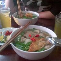 Photo taken at Vietnam cuisine by minh Đức N. on 4/6/2014