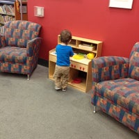 Photo taken at Iowa City Public Library by Peter B. on 7/27/2013