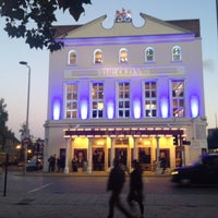 Photo taken at The Old Vic by Jast J. on 10/4/2014