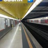Photo taken at Metro Sondrio (M3) by Sandro B. on 3/3/2013