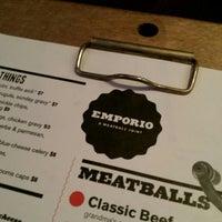 2/7/2014에 Josh L.님이 Emporio A Meatball Joint에서 찍은 사진