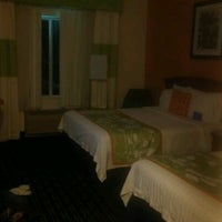 Photo taken at Fairfield Inn & Suites Dulles Airport Chantilly by Zach P. on 10/23/2012