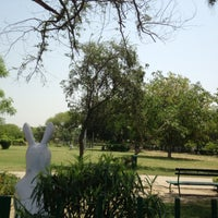 Photo taken at Park, Sector 14, Faridabad by harinder t. on 4/14/2013