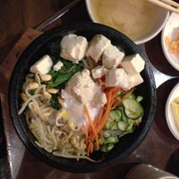 Photo taken at Mill Korean Restaurant by katty on 11/17/2012