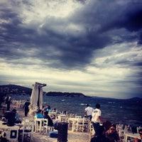 4/14/2013 tarihinde Ebrar T.ziyaretçi tarafından Denizaltı Cafe & Restaurant'de çekilen fotoğraf
