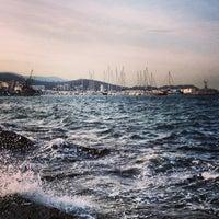 3/3/2013 tarihinde Ebrar T.ziyaretçi tarafından Urla İskele'de çekilen fotoğraf