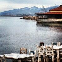 11/1/2012 tarihinde Ebrar T.ziyaretçi tarafından Denizaltı Cafe & Restaurant'de çekilen fotoğraf