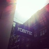 Photo taken at Roamz by Bonito on 10/23/2012