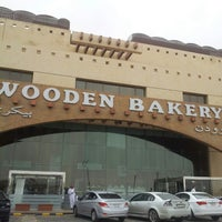 Photo taken at Wooden Bakery by Mohammed A. on 4/3/2013