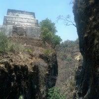 Foto tirada no(a) El Cerro del Tepozteco por GaBo J. em 4/15/2013